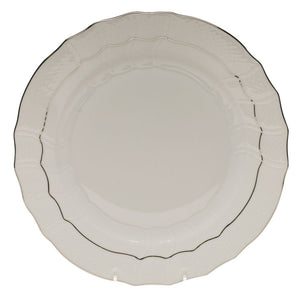 Herend Platinum Edge Dinner Plate
