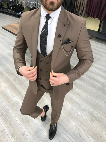 Harringate Coffe Suit