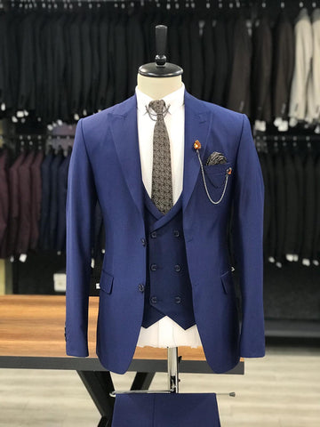 Harringate Blue Suit