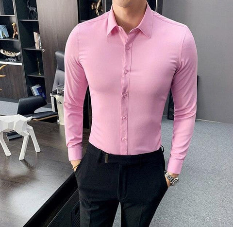 Oriental Slim Fit Shirt