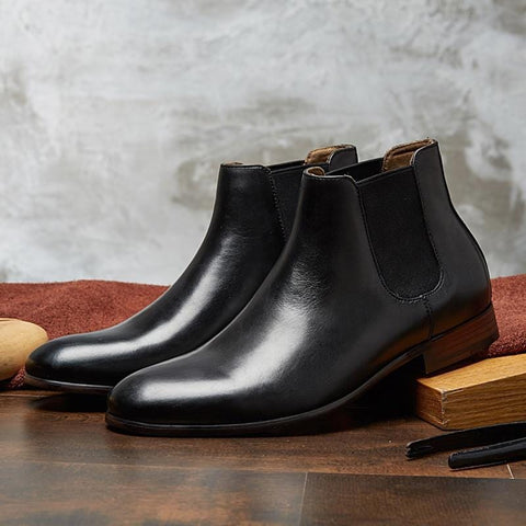 Gentleman Leather Boots