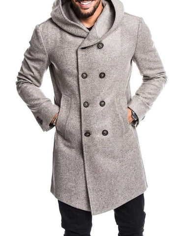 Vivi Casual Trench Coat