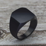 Simple Black Ring