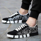 Canvas Breathable Sneakers