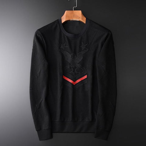 Agos Black Sweatshirt