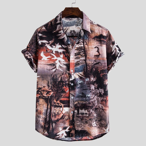 Hawaii Cotton Shirt