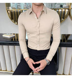 Romy COLORED SLIM FIT SHIRT