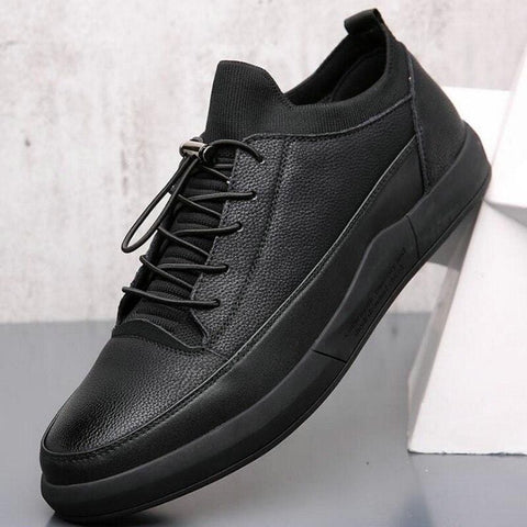Bory Leather Sneakers