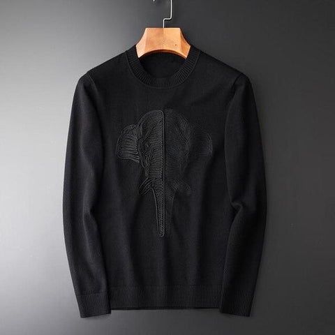 Lex Black Sweatshirt