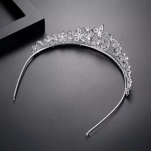 Princess Perfect Cubic Zirconia Tiara