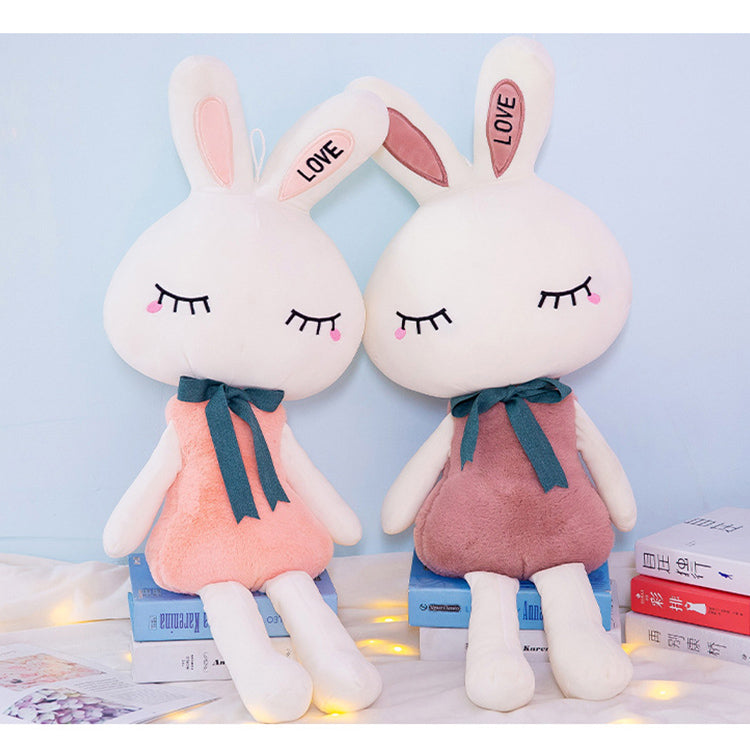 Adorable Stuffed Bunny Rabbit Toy | kidzful