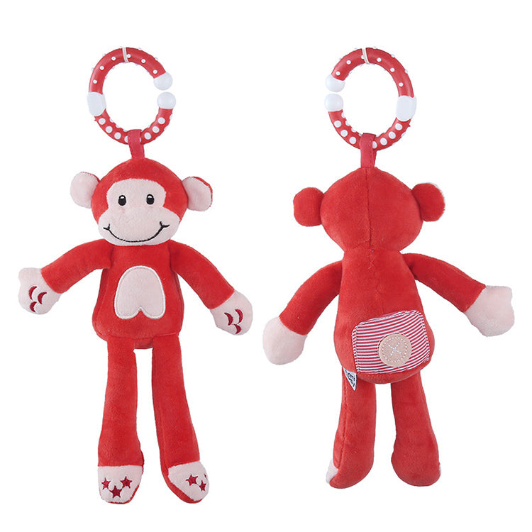 Lovely Animal Hanging Plush Toy | kidzful