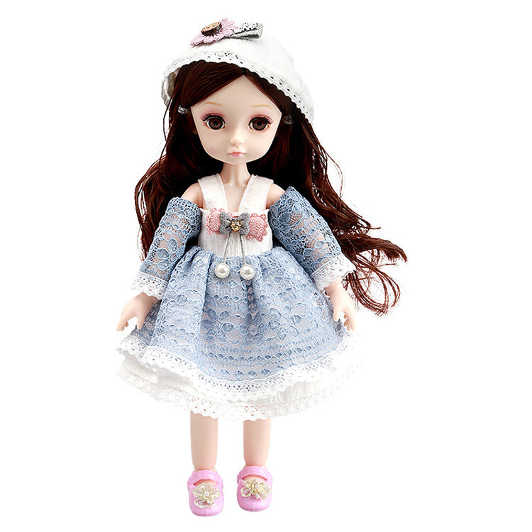 10-inch Doll Princess Dress | kidzful