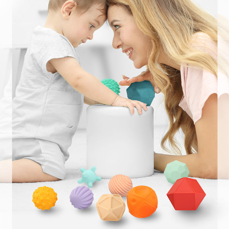 Sensory Ball Set for Infant/Baby | kidzful