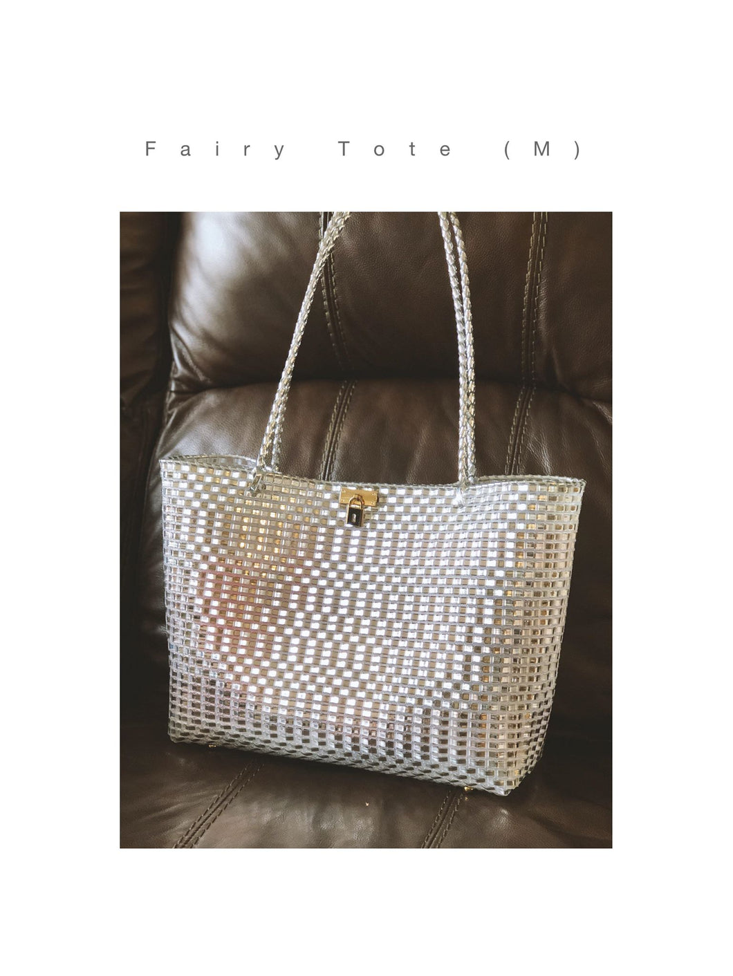 Fairy Tote - Medium Size Workshop