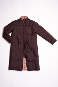 Lilo Loft Coat Grape Purple