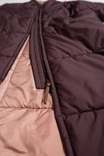 Load image into Gallery viewer, Lilo Loft Coat Grape Purple