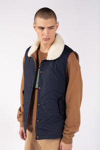 Buddy Loft Vest Eternal Blue