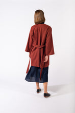 Load image into Gallery viewer, Jessie Robe Red