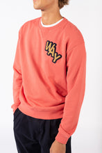 Load image into Gallery viewer, Way Sweatshirt Sunset Pink