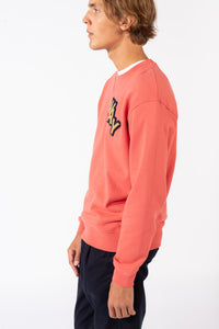 Way Sweatshirt Sunset Pink
