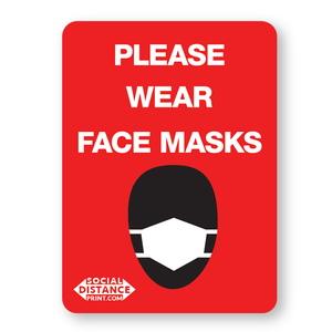 Face Mask Reminder