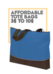 Affordable Tote Bags $3 to $10