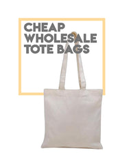 Cheap Wholesale Tote Bags