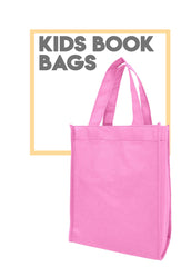 Kids Book Bags - Teacher Tote Bags