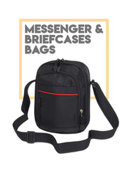 MESSENGER BAGS / BRIEFCASES