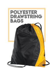 Polyester Drawstring Bags / Backpacks
