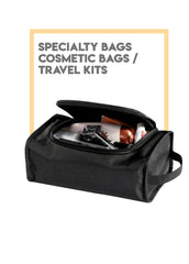 Specialty Bags - Cosmetic Bags / Travel Kits