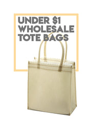 Under $1 Wholesale Tote Bags