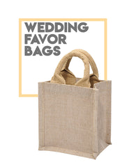 Wedding Favor Bags - Gift Bags Bulk