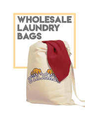 Wholesale Laundry Bags - Canvas Laundry Bags Bulk