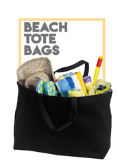 Beach Tote Bags Wholesale- Large Tote Bags
