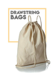 Drawstring Bags / Drawstring Backpacks