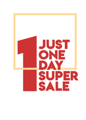 1 Day Sale
