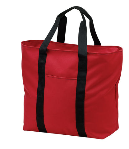 b6d715acb74a All-Purpose Tote Bag with Zipper