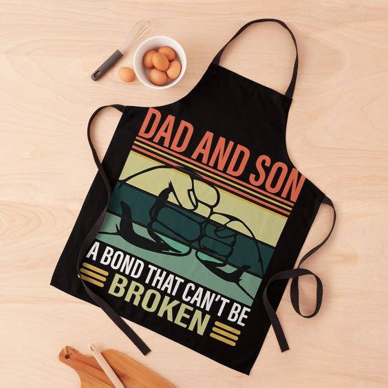 Dad-And-Son-Fathers-Day-Gift-Apron