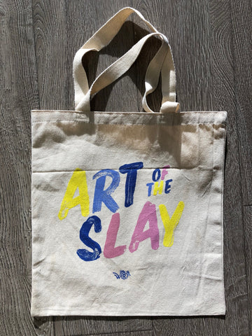 A fabulous tote bag for your slay queen