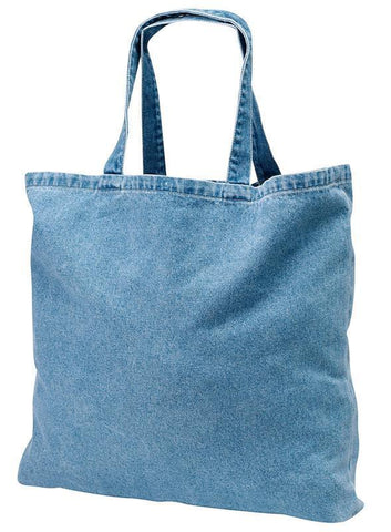 denim totebag