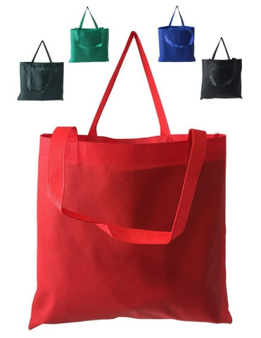 large assorted tote bags