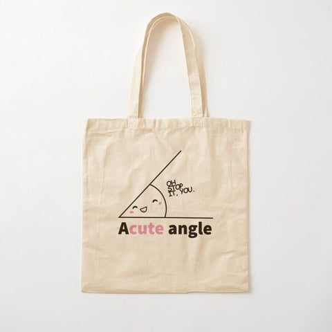 Mignon-Math-Pun-Tote-Bag