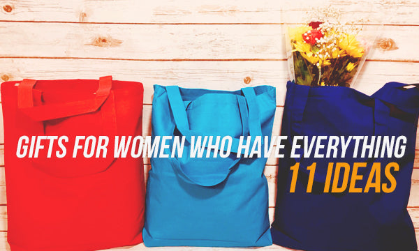 tote bags gifts for women who have everything
