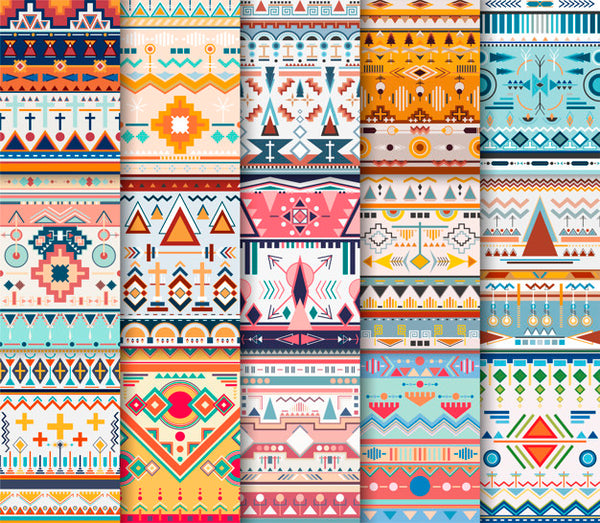 Illustration-Ethnic-Pattern