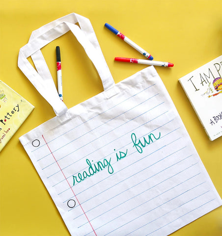 Reading-Is-Fun-DIY-Tote-Bag