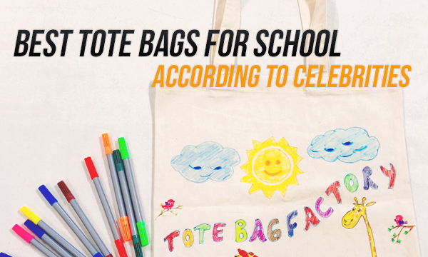 best tote bags for school