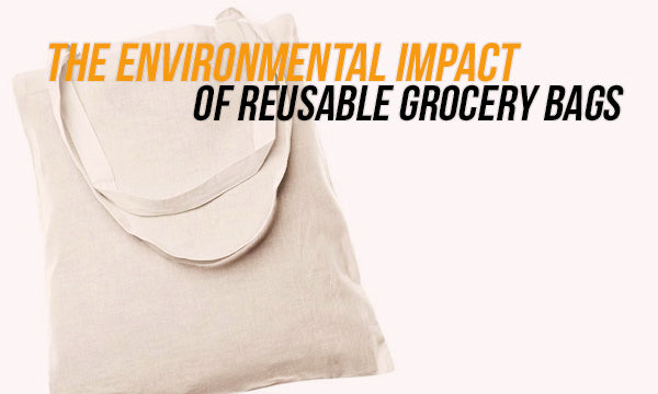 environmental impact of grocery bags