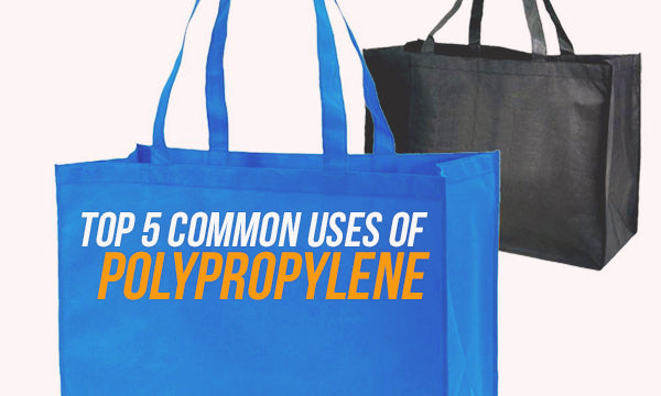 common uses of poypropylene
